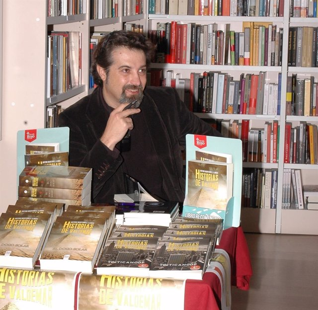 El escritor mallorquín Antoni Martorell