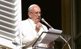 """El Papa insta a """"frenar la violencia"""" en Venezuela"""