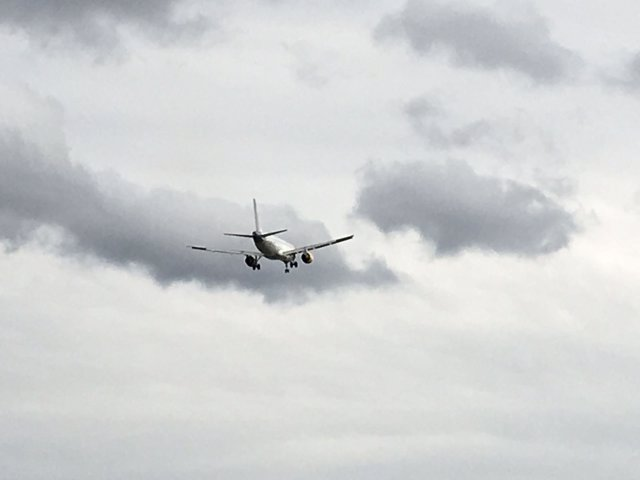 Avión, Bilbao, aeropuerto