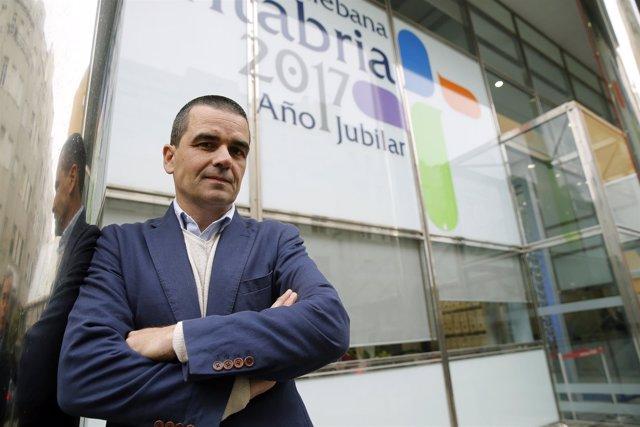 EL DIRECTOR GENERAL DEL AÑO JUBILAR LEBANIEGO, MANUEL BAHILLO