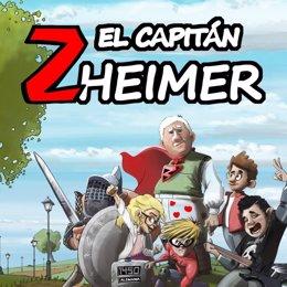 El capitán Zheimer, una libro de aventuras sobre el alzhéimer