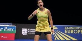 Carolina Marín conquista su tercer Europeo