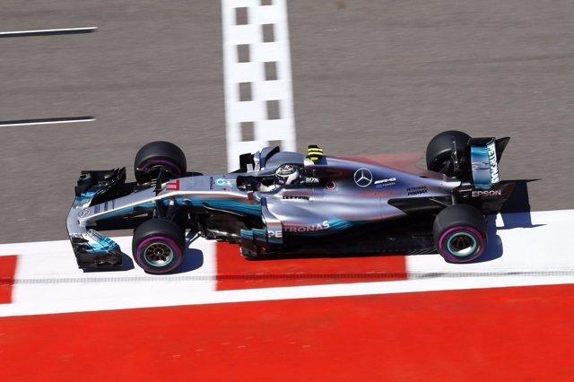 Valtteri Bottas Mercedes Rusia