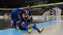Movistar Inter, tetracampeón de Europa al arrollar al Sporting