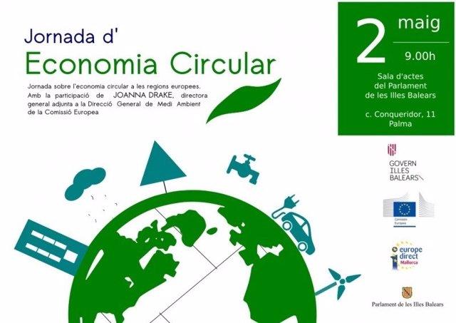 Jornada Economía Circular en el Parlament