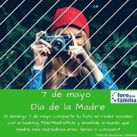 El FFB lanza la campaña #SerMadreMola para el Día de la Madre
