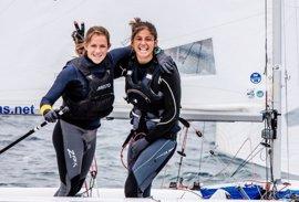 Silvia Mas y Patricia Cantero, plata en 470 en la World Cup Series de Hyères