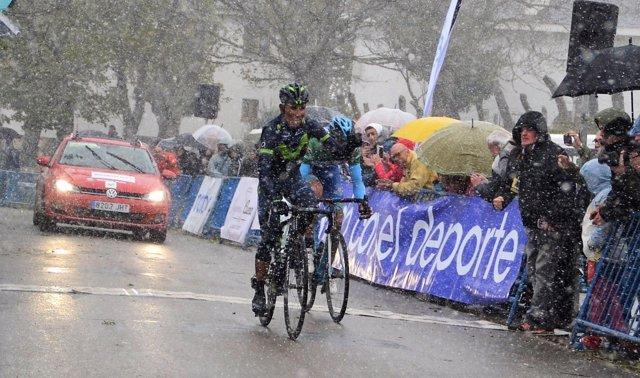 El ciclista colombiano Nairo Quintana