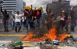 Países de América Latina respaldan el llamamiento del Papa para una solución negociada a crisis en Venezuela