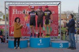 Ramírez Abeja se impone en la V edición de 'Huelva Extrema' con 1.500 ciclistas participantes