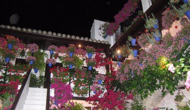 Patio de la Calle San Basilio, 50, Córdoba.