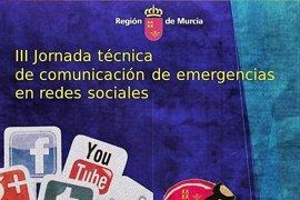 Expertos en comunicación debatirán en Murcia sobre el papel de las redes sociales en emergencias