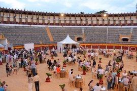 La Plaza de Toros de Almendralejo será una de las sedes del brindis colectivo del Día Movimiento Vino DO