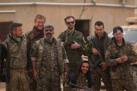 Las FDS arrebatan a Estado Islámico el casco antiguo de la ciudad de Tabqa