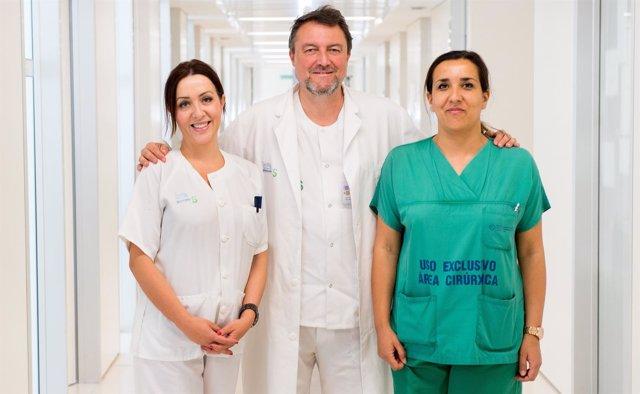 Máster en Enfermería Urológica en el Hospital Nacional de Parapléjicos. (Foto: C