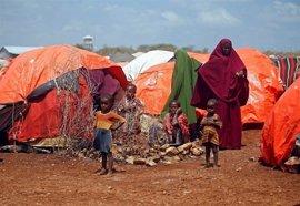 Alemania se compromete a duplicar su ayuda para Somalia, azotada por la sequía