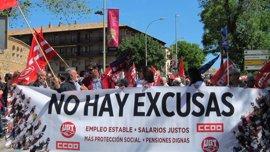"""Sindicatos piden """"diálogo"""" para que la falta de presupuestos no lastre la recuperación"""