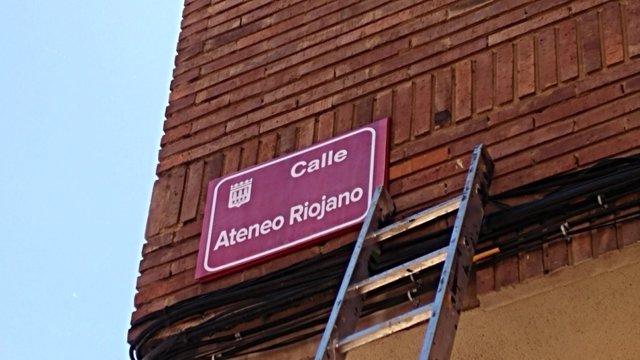 Cambio de calles franquistas