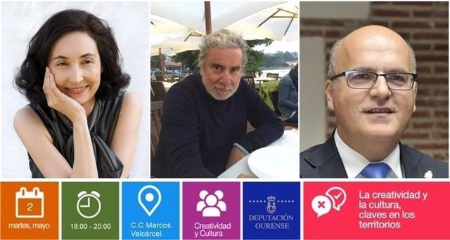 Elsa Punset y Javier Rioyo inauguran la Ourense ICC Week