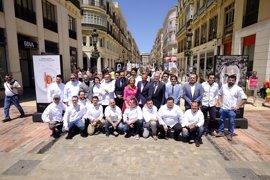El cuarto Málaga Gastronomy Festival reúne a cerca de 30 chefs estrellas Michelin de toda España