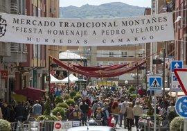 Los actos del 2 de Mayo cierran el homenaje de Camargo a Pedro Velarde