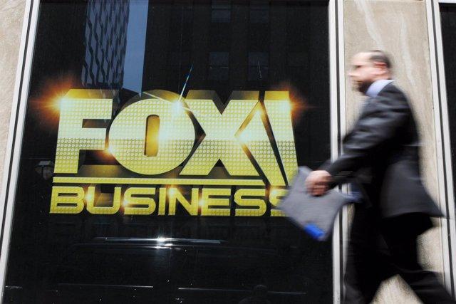 Logotipo de la empresa de comunicación Fox