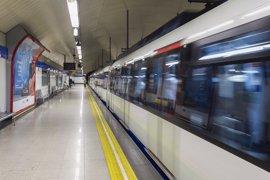 Metro refuerza este martes un 58% la línea 10 por el partido Real Madrid-Atlético de Madrid