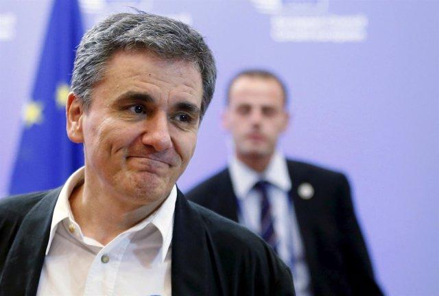 Euclid Tsakalotos Eurogrupo