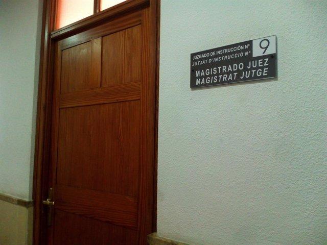 Los investigados por el caso Minerval declaran en el juzgado de instrucción 9