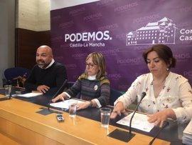 García Molina insiste en debatir con Page en la televisión autonómica