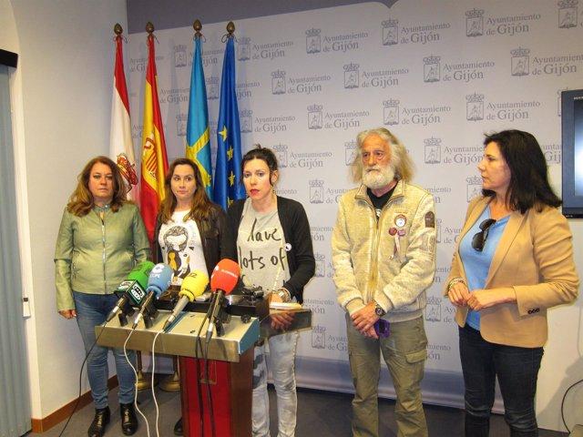 Nuria Rodríguez contra el circo de aimales