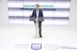 Diputación de Gipuzkoa presentará un recurso para pedir que se inscriba cautelarmente a Itsaso como municipio