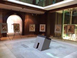 Cultura lleva una exposición sobre iconografía rusa a la Torre del Infantado