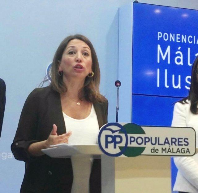 Patricia Navarro (PP-A) Málaga