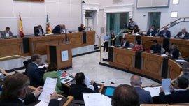 El pleno de la Diputación de Alicante rechaza el crédito del IVF para adherirse al Fondo de Cooperación Municipal