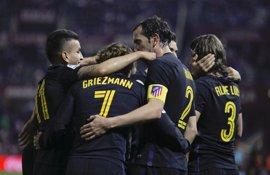 El Atlético de Madrid jugará de negro el 'derbi europeo' en el Bernabéu