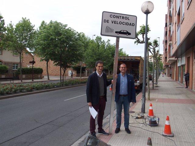 Radares nuevos en Logroño