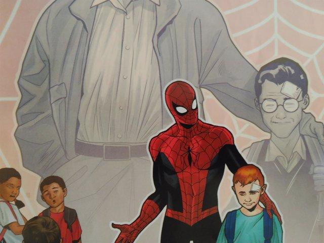Panini lanza un cómic de Spiderman contra el acoso escolar
