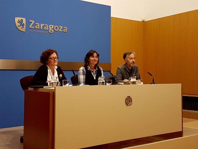 Presentación de 'Zaragalla'