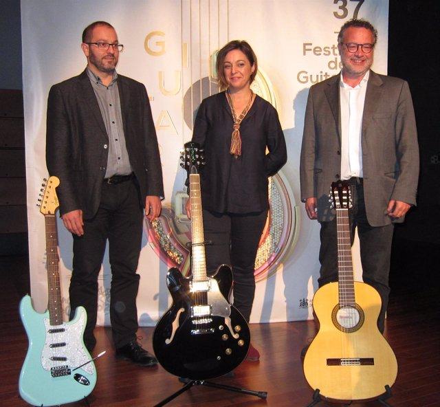 Presentación del 37 Festival de la Guitarra de Córdoba