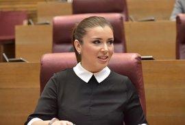 """Mari Carmen Sánchez se replanteará """"la estrategia a llevar a cabo"""" y el """"tipo de discurso"""" de Cs en las Corts"""