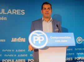 Requena (PP) sostiene que la integración en el PP de Jaén tiene que ser posterior a la votación del 21 de mayo