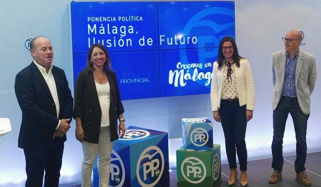 Patricia Navarro, Barón, Moreno y Viquez