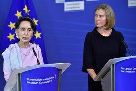 Suu Kyi niega que Birmania ignore la violencia contra rohingya y rechaza investigación internacional