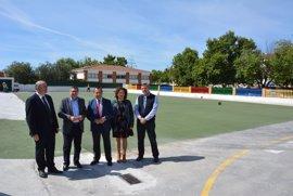 Vélez-Málaga recibe 300.000 euros para actuaciones del Programa de Fomento del Empleo