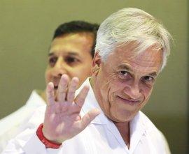 Piñera se mantiene como favorito de cara a las presidenciales en Chile