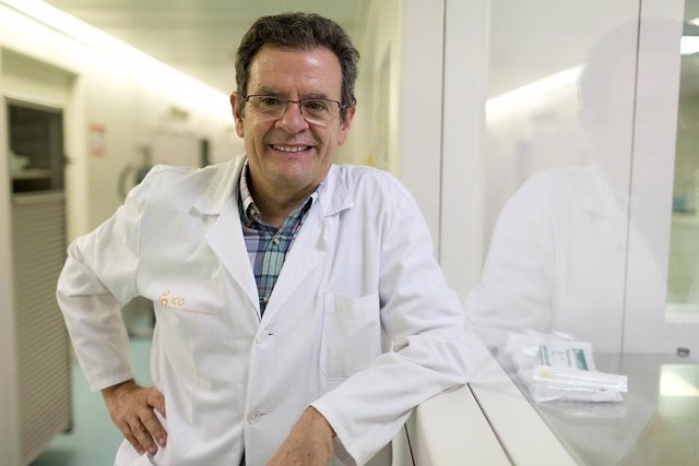 El doctor Josep Maria Ribera