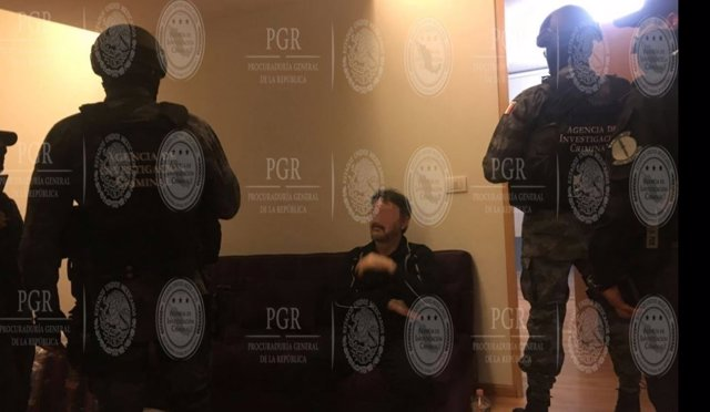 Detención del narcotraficante Dámaso López Núñez
