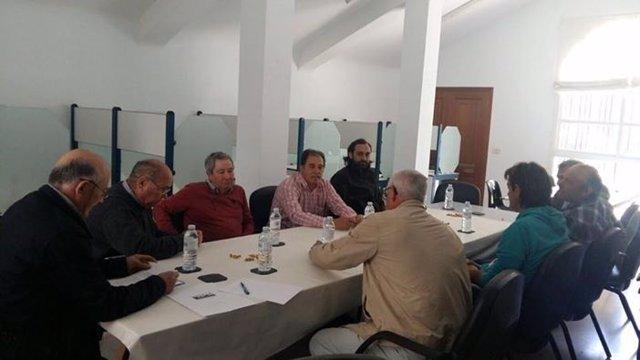 Pleno del Consello Regulador del Valdeorras