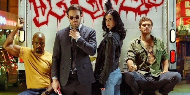 The Defenders Los Defensores